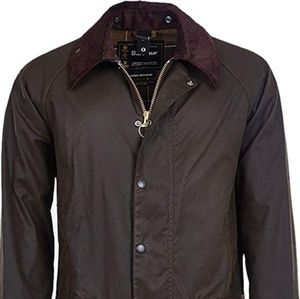 Classic Barbour Badale Wax Jacket